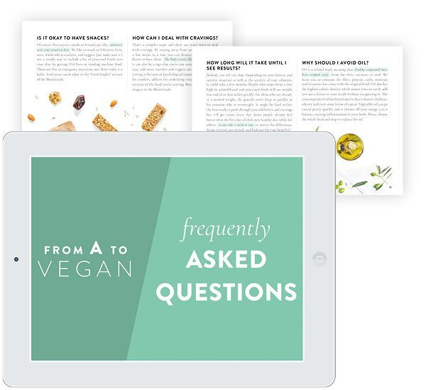 From A to Vegan: FAQs Answered