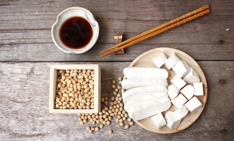 is soy part of a vegan diet