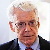 Caldwell Esselstyn, MD Portrait
