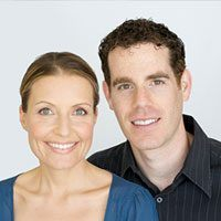 Matthew Lederman, MD & Alona Pulde, MD Avatar