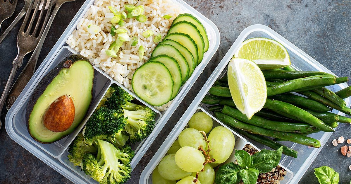 How to be full on a vegetarian diet
