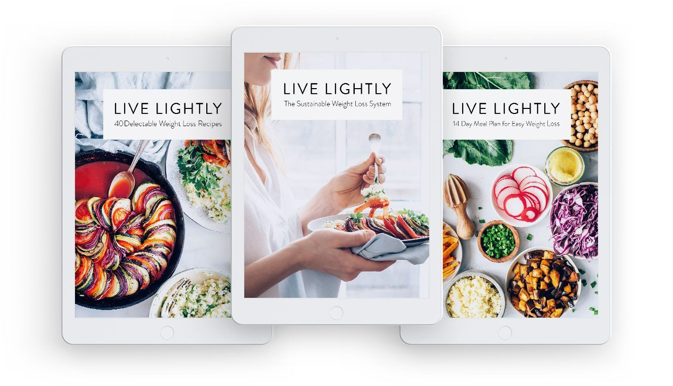 Live Lightly Bundle iPads