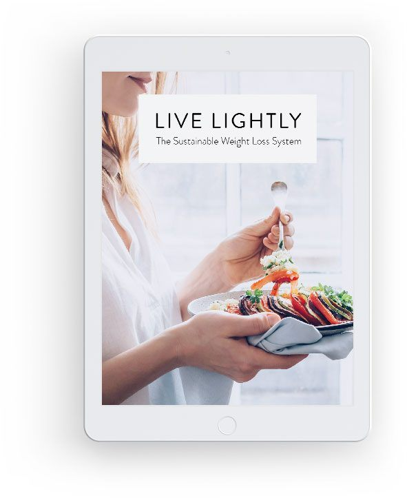 Live Lightly Main Guide iPad