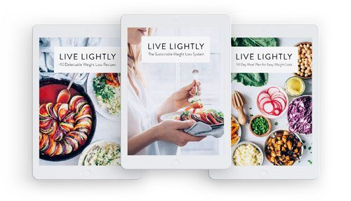 live lightly weight loss meal plan