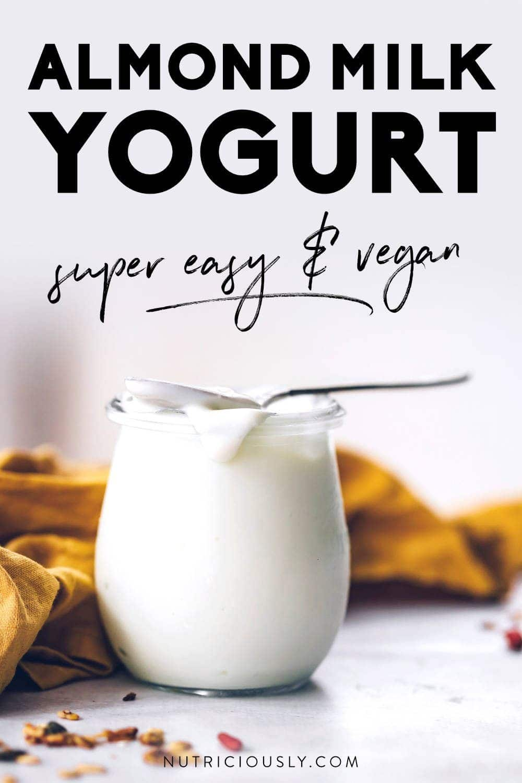 Almond Yogurt Pin