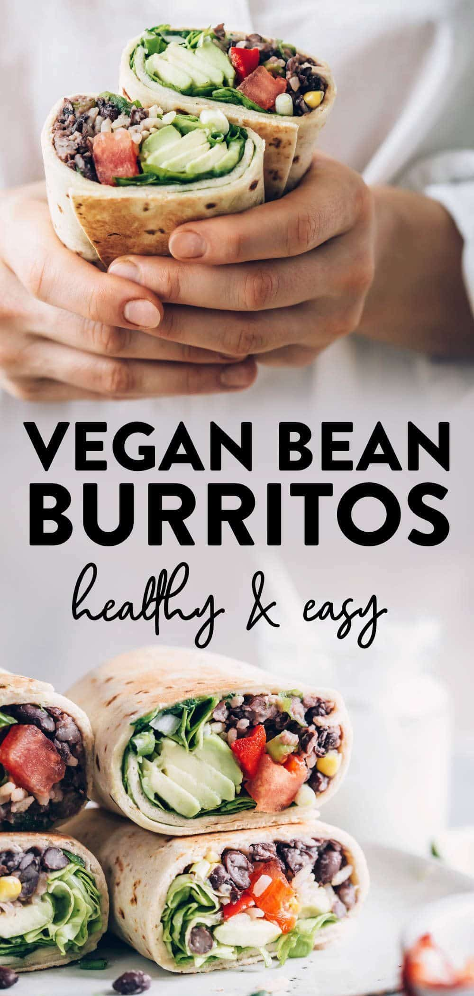 Vegan Burritos Pin