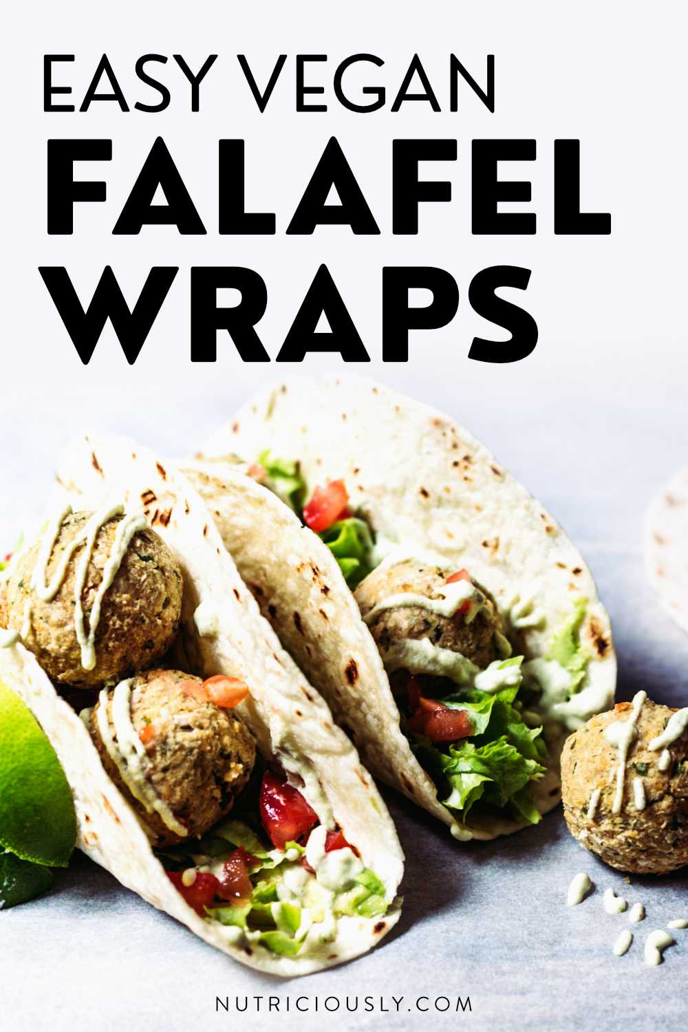 Falafel Wraps Pin
