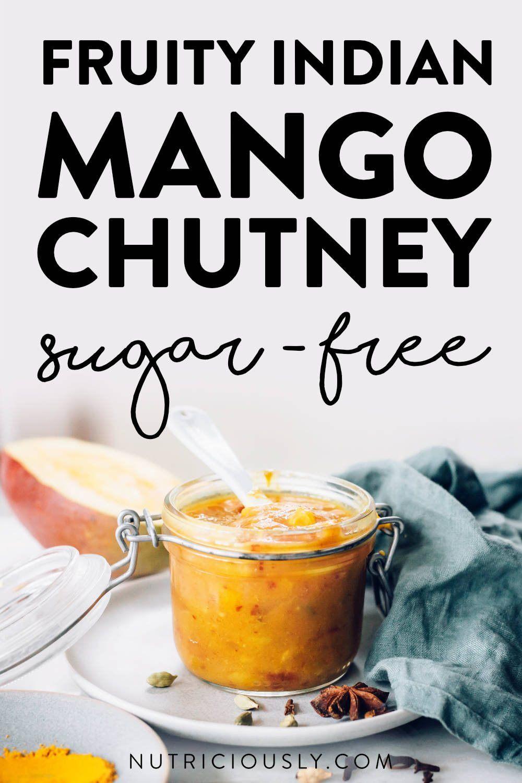 Mango Chutney Pin