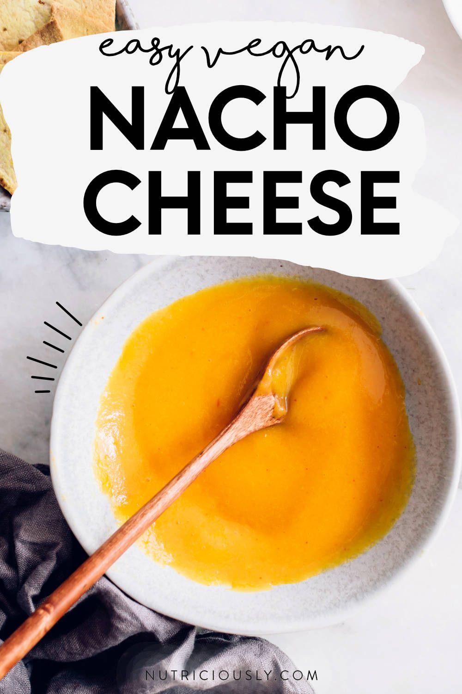 Vegan Nacho Cheese Pin