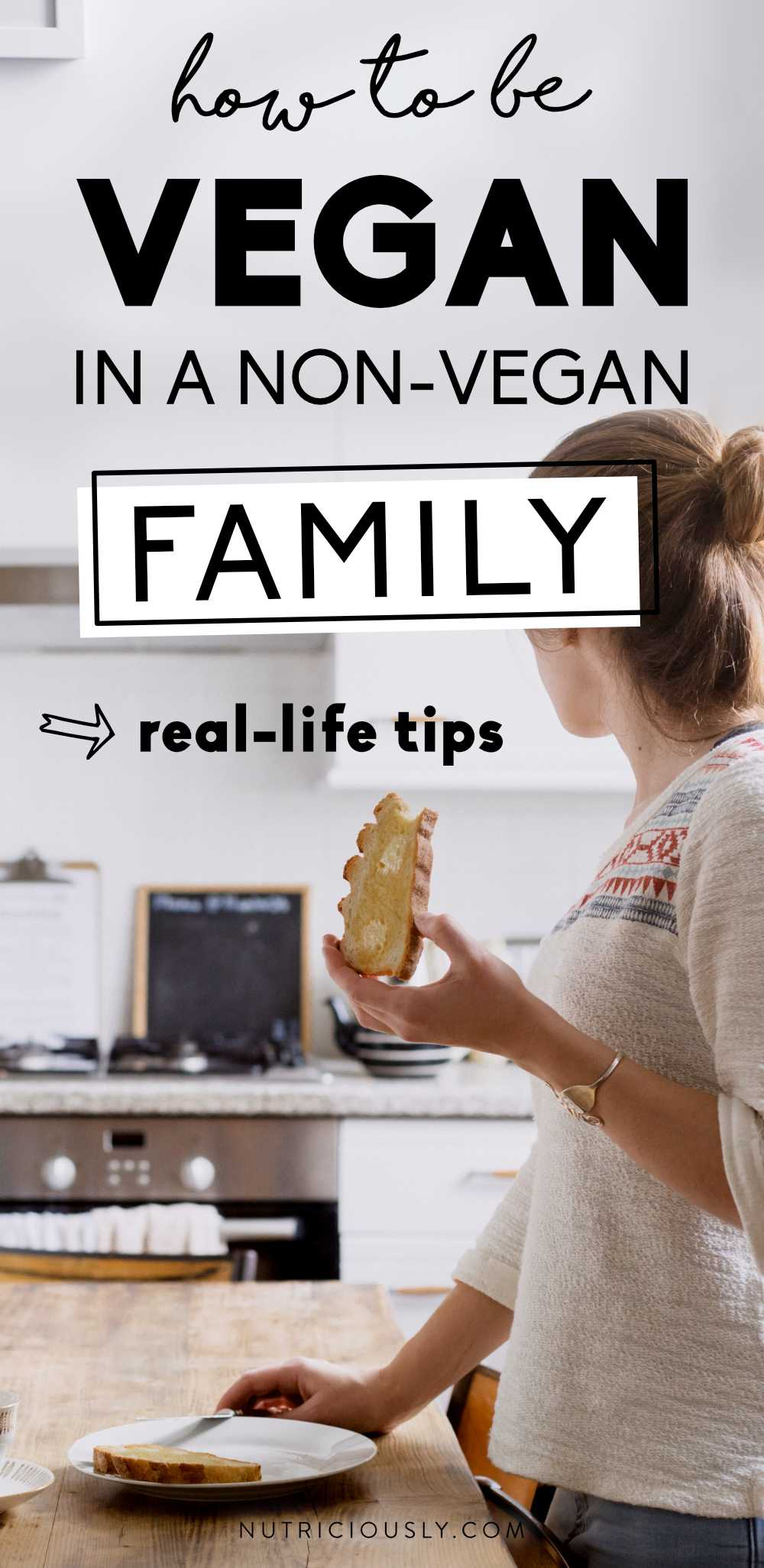 Non-Vegan Family Pin