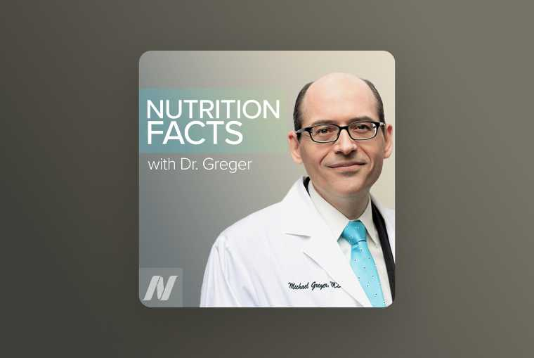 nutritionfacts image on gray background