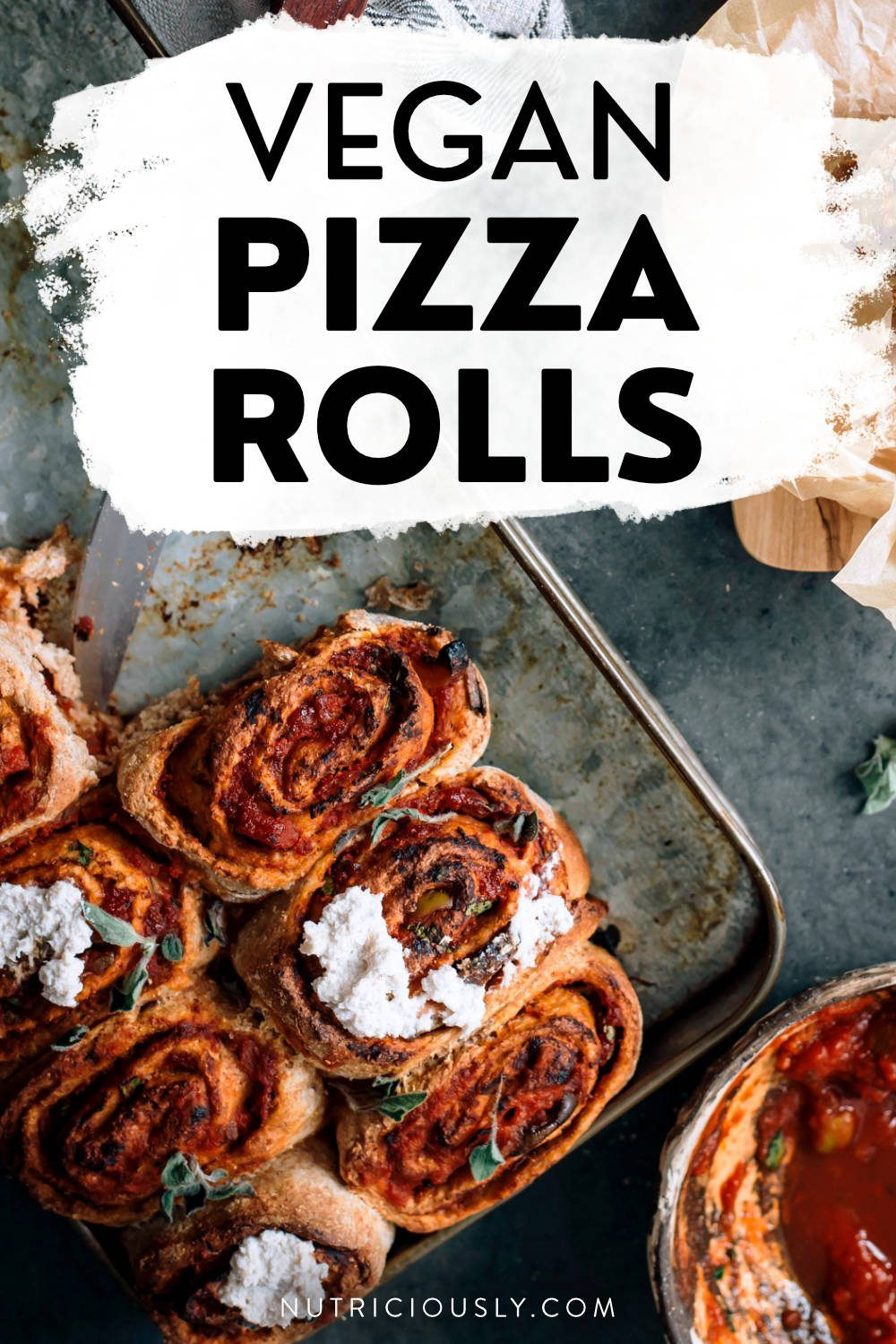 Pizza Rolls Pin