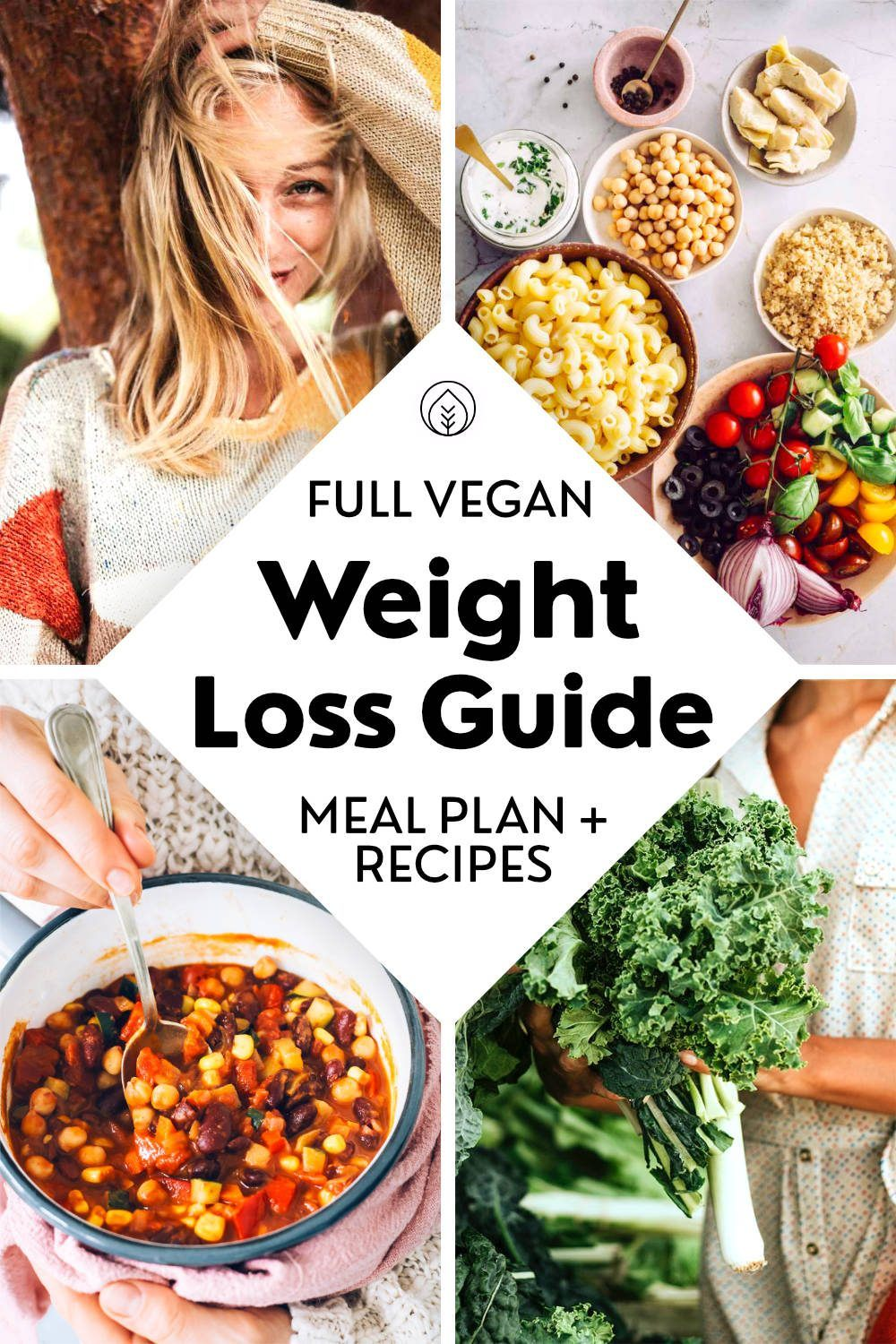 Plant-Based Weight Loss Pin