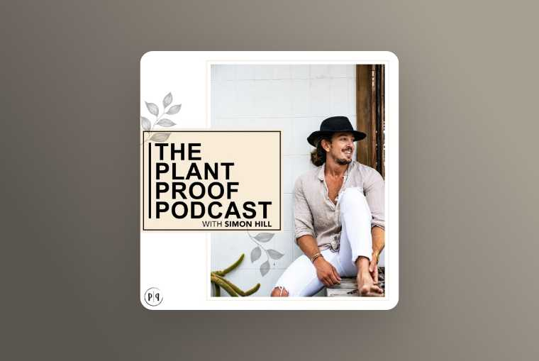 plant proof podcast image on grey background