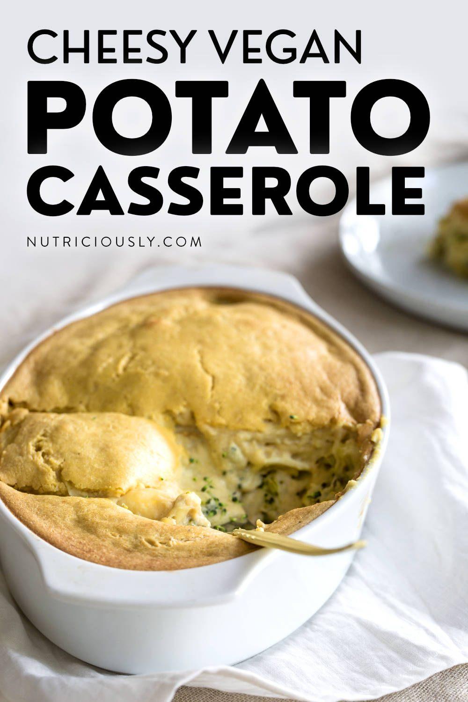 Potato Broccoli Casserole Pin