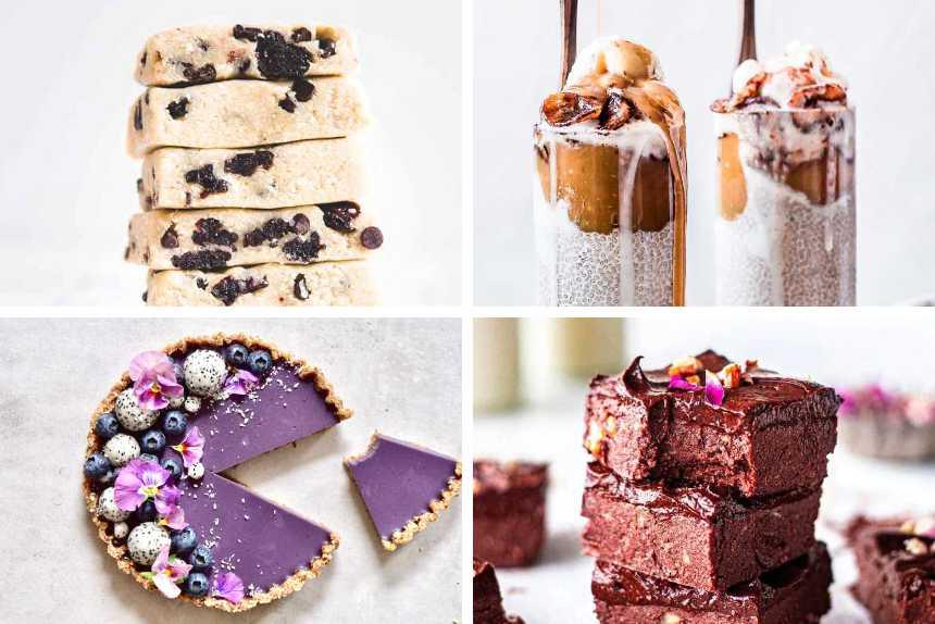 33 Easy No Bake Raw Vegan Desserts