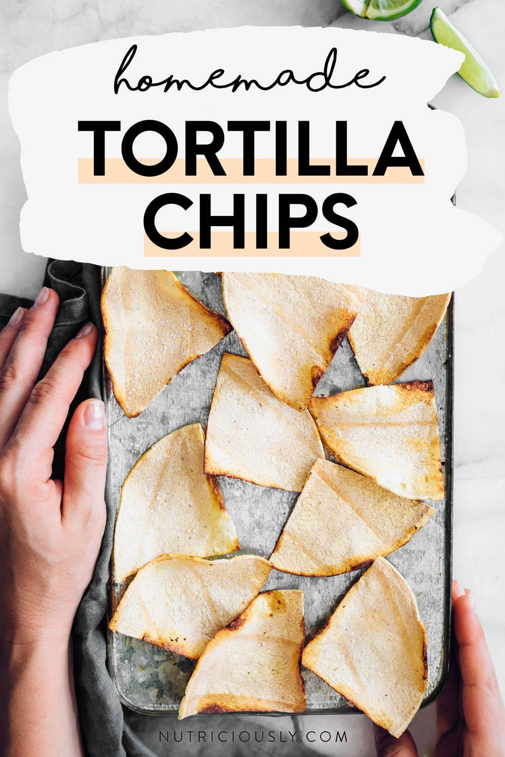 Tortilla Chips Pin