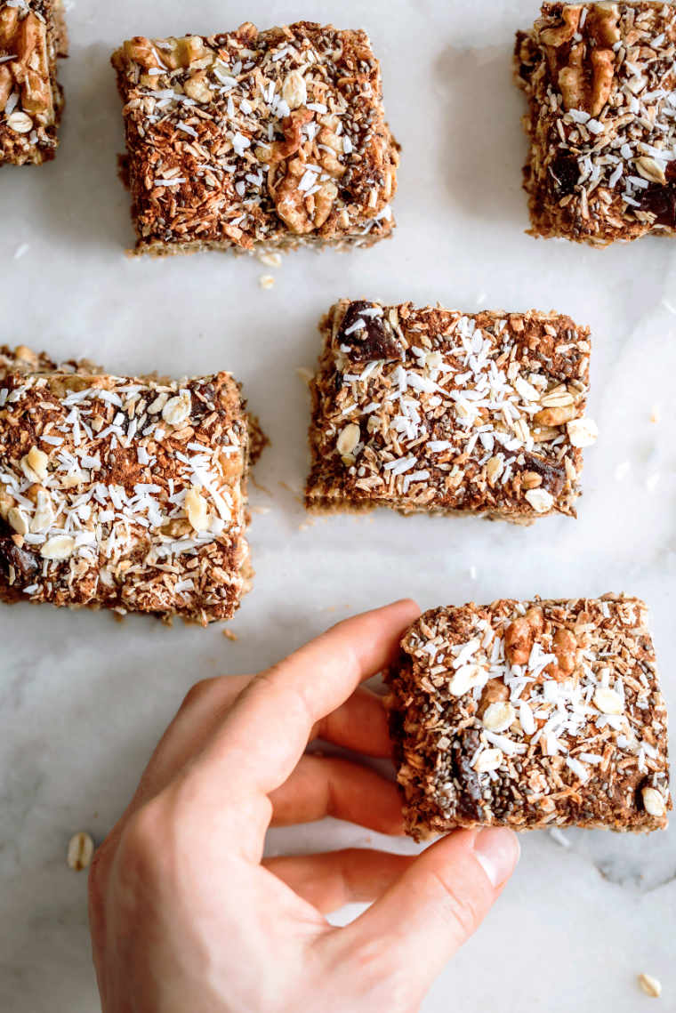 Eat Vegan Oatmeal Bar